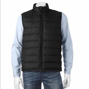 NWT Packable Puffer Vest